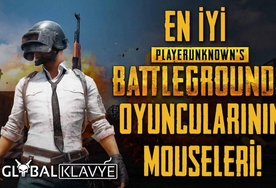 En İyi PUBG Oyuncularının Mouseleri! | Global Klavye