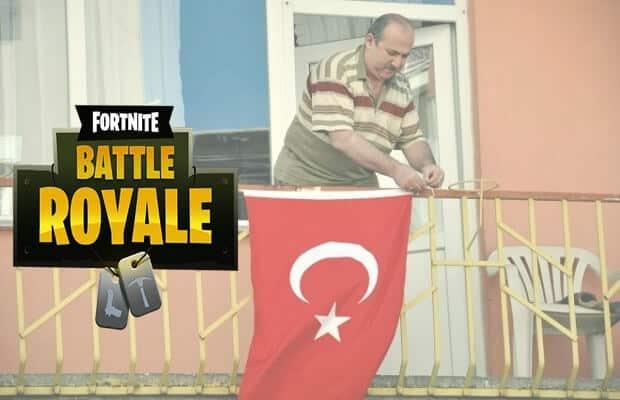 Fortnite'a Türk Skini Geliyor