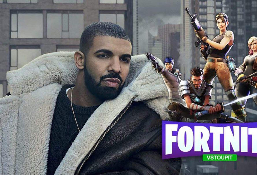 Ünlü Şarkıcı Drake Fortnite Hakkında Şarkı Çıkarabilir !