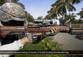PUBG'ye Yeni Silah QBU Geliyor!