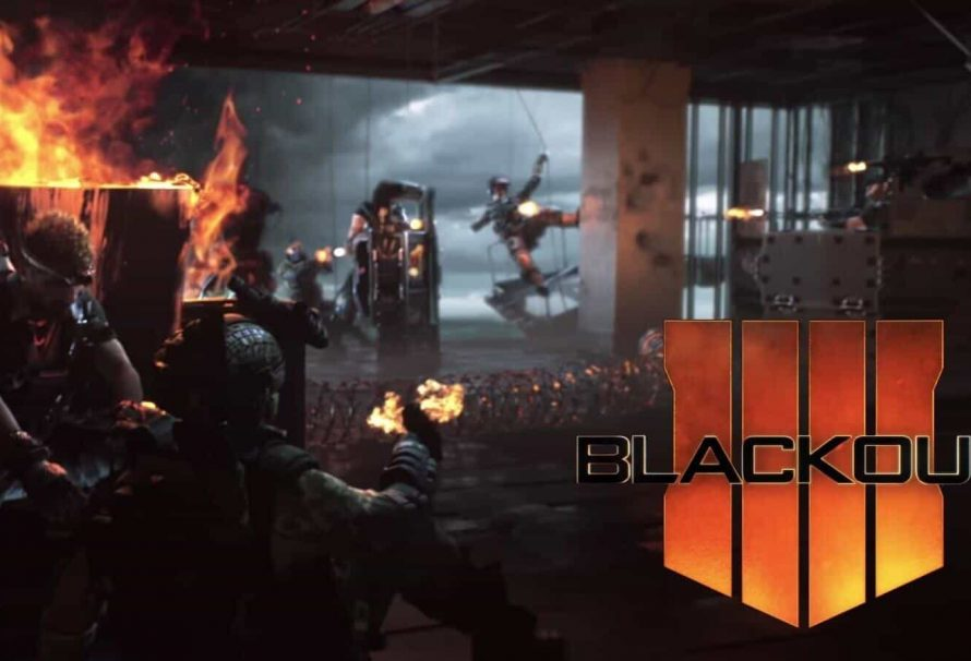 Black Ops 4 Blackout Battle Royale Hakkında Bilinenler