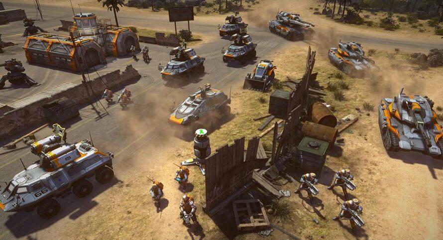 EA'dan Şaşırtıcı Haber : Command & Conquer'in Remastered Versiyonunda Oyun İçi Satım Alma Olmayacak !