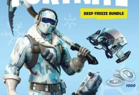 Fortnite Deep Freeze Paketi Duyuruldu !