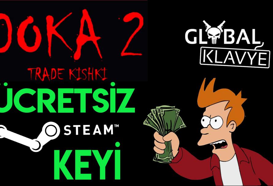 Ücretsiz DOKA 2 Steam Key'i