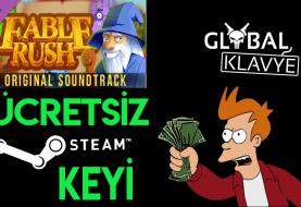 Ücretsiz Fable Rush OST (DLC) Steam Key'i