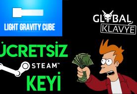 Ücretsiz Light Gravity Cube Steam Key'i