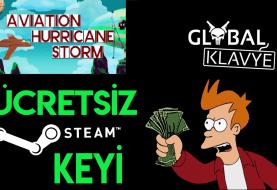 Ücretsiz Aviation Hurricane Storm Steam Key'i
