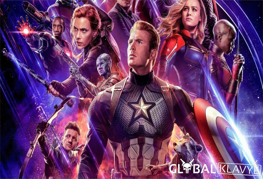 Avengers Oyunu Yolda