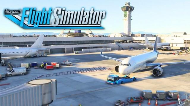 Microsoft Flight Simulator oyunu