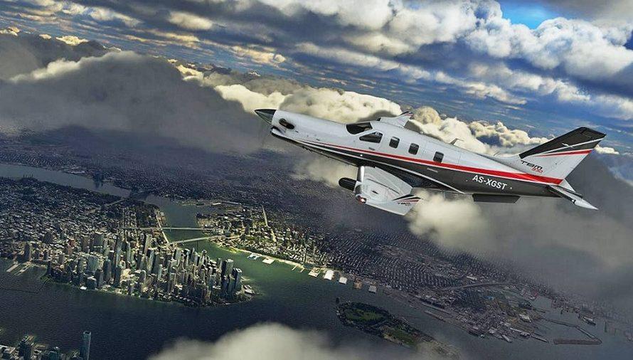 Microsoft Flight Simulator'den Kullanıcıları Üzen Açıklama