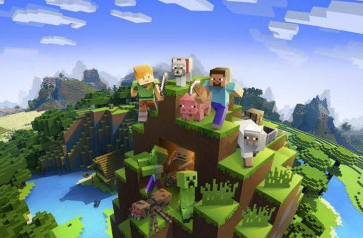 Minecraft'ta Hayatta Kalma